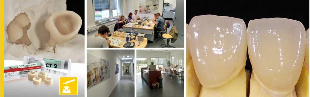Školenie Lithium Disilikát – presovaná keramika +Frézovacie centrum