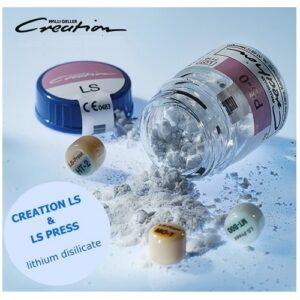 Creation LS & LS PRESS
